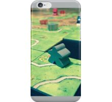 Meebles and Carcassonne iPhone Case/Skin