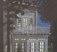 The Balcony by LawrenceJones