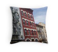 MFG Throw Pillow