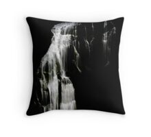 Mysterious Waters Throw Pillow