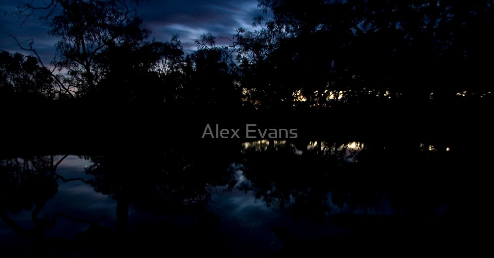 First Light by Alex Evans