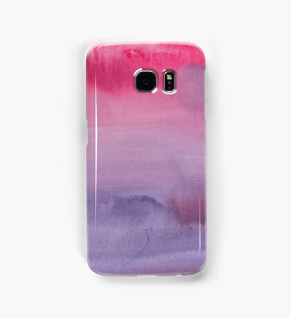 Abstract watercolor texture Samsung Galaxy Case/Skin