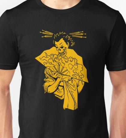 Geisha of Death Unisex T-Shirt