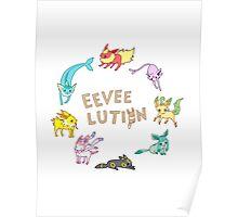 Eeveelution Poster