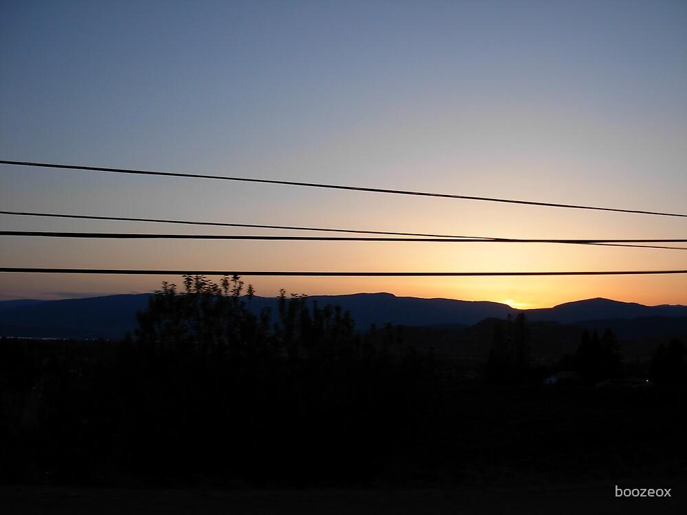 Sunset Sunrise 2 by boozeox