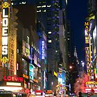 Times Square-1475 by EWNY