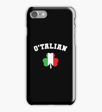 Oitalian iPhone Case/Skin