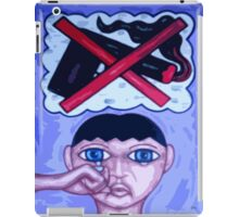 TEARS OF A CHILD iPad Case/Skin