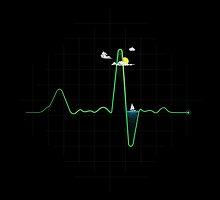 LIving on a Heartbeat by yurilobo