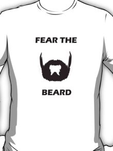 Leeds United - Fear The Beard  T-Shirt