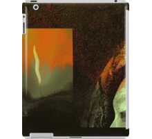 fading flame of passion iPad Case/Skin