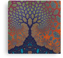 Inner Life of a Tree Canvas Print