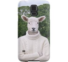 Sheep People Samsung Galaxy Case/Skin