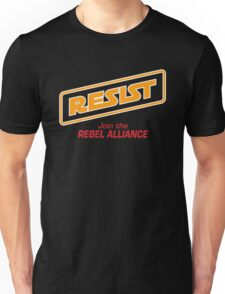 Resist - Join the rebellion Unisex T-Shirt