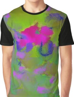 Watercolour Graphic T-Shirt