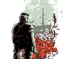 Big Boss (warm colours) by m1a2