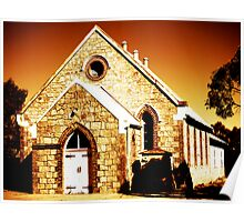 Kellerberrin Uniting Church Poster