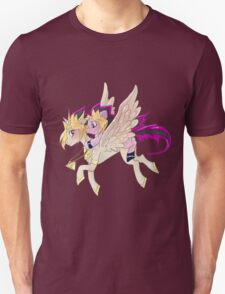 My little pony Yu-Gi-Oh! T-Shirt
