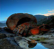 Solid Rock by Ruben D. Mascaro