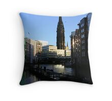 Freiheit Throw Pillow