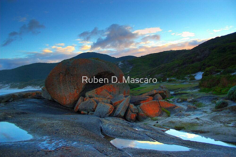 Solid Rock II by Ruben D. Mascaro