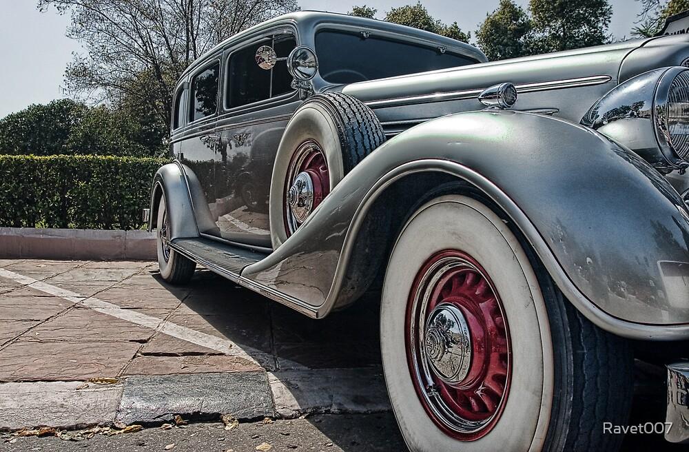 Vintage car 2 by Ravet007