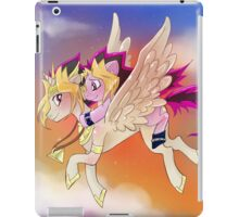 Yu-Gi-Oh!+My little pony sunset iPad Case/Skin