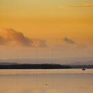 Long Jetty Sunset by ozczecho