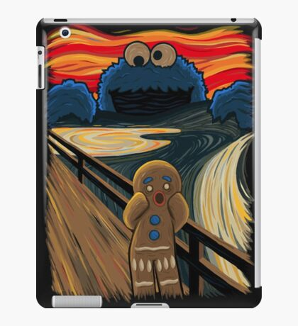 The Cookie Muncherdd iPad Case/Skin