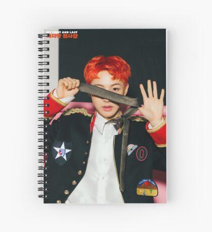 reenjun nct dream Spiral Notebook