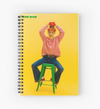 Renjun nct dream Spiral Notebook