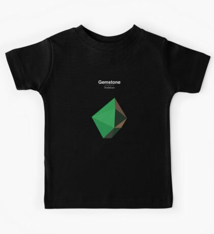 Gemstone - Xirdalium Kids Tee