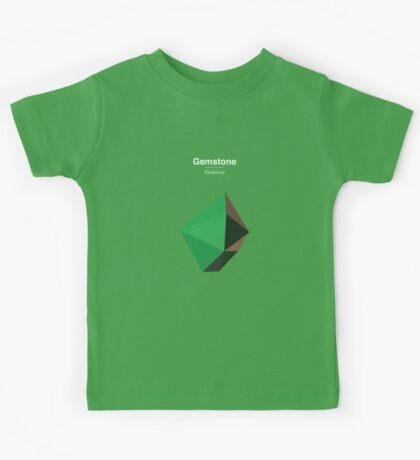 Gemstone - Xirdalium Kids Tee