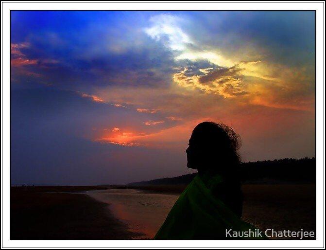 My Valentine by Kaushik Chatterjee
