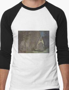 Aarons Cottage Men's Baseball ¾ T-Shirt