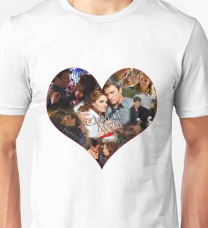 Caskett Always Heart Unisex T-Shirt