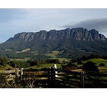 photoj Australia - Tasmania, Mt Roland Photographic Print