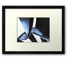 sculpture # 2 Framed Print