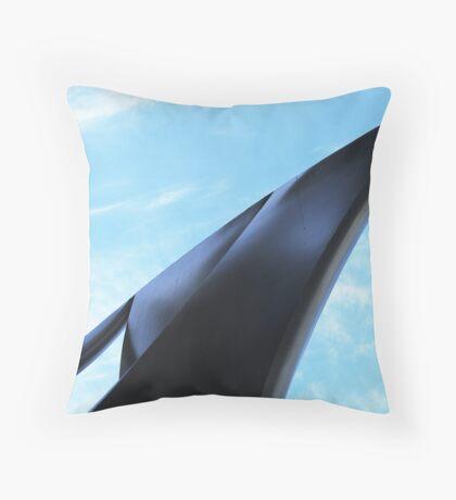 sculpture # 3 Throw Pillow