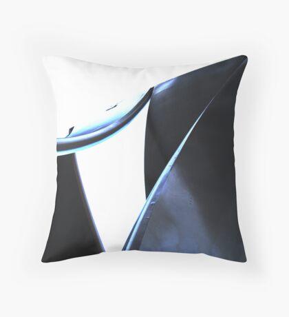 sculpture # 4 Throw Pillow