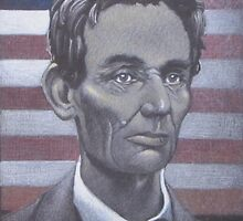 Abe Lincoln by LawrenceJones