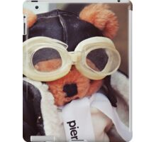 Teddy Pierre The Aviator iPad Case/Skin