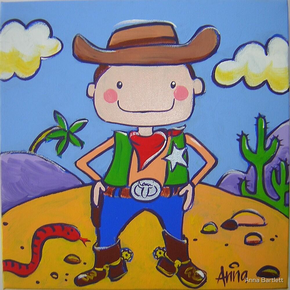 Cowboy by Anna Bartlett