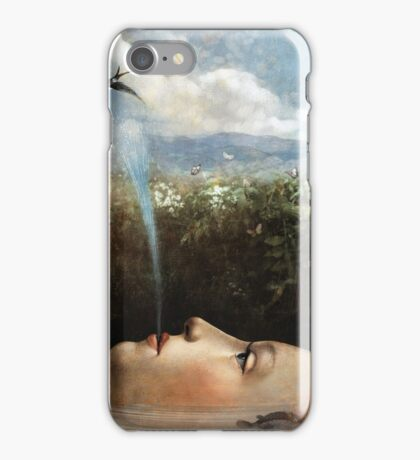 Moody Water iPhone Case/Skin