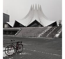 Bicycle by the Tempodrom Photographic Print
