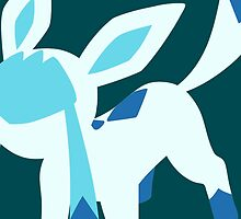 Glaceon by dauwdruppel
