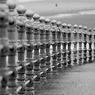 Blackpool's promenade by Manuel Gonçalves