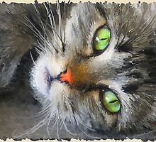 My Cat Mona by Edith Krueger-Nye