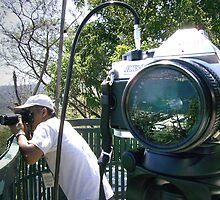The Photographer by Carlo Cesar Rodillas