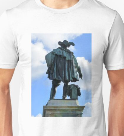 King Gustavus II Adolphus of Sweden Unisex T-Shirt